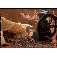 Декупажная карта «Кофейный помол»