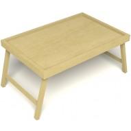 Столик для завтрака в постель цвет светлый