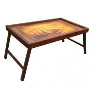 Столик для завтрака в постель «Летучий Голландец»