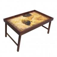 Столик для завтрака в постель «Нежность»