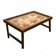 Столик для завтрака в постель «Ласковое лето»