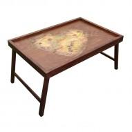 Столик для завтрака в постель «Поющее сердце»