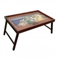 Столик для завтрака в постель «Санторини»
