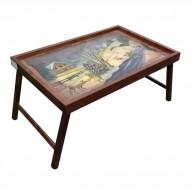 Столик для завтрака в постель «Счастливое детство»