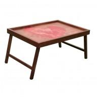Столик для завтрака в постель «Стрелы Амура»