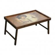 Столик для завтрака в постель «Долгожданное письмо»